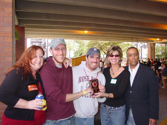 2nd Place, 2006 Central Illinois International Chili Championship!
