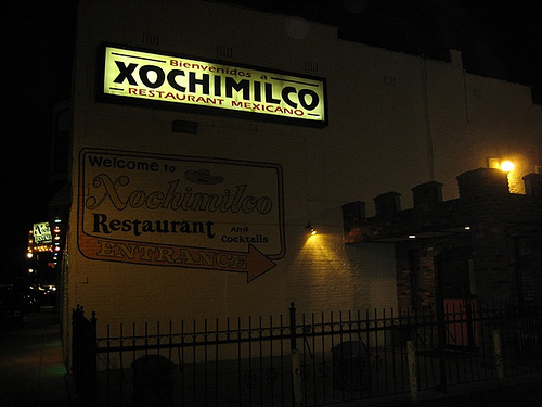 restaurant review reviews xochimilco detroit michigan