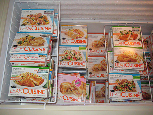 All Lean Cuisines!!!!!!!!
